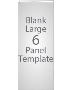 Large 6 Panel