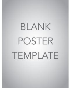 POSTER BLANK